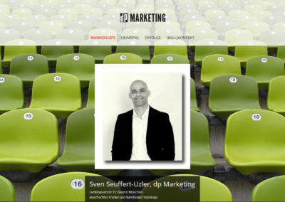 Webdesign dp Marketing