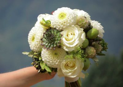Brautstrauß-weiss