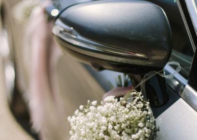Blumerant Hochzeit
