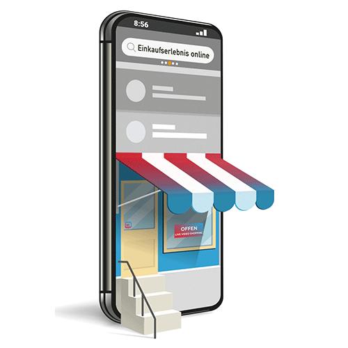Live Shopping App